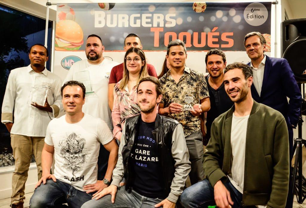6ème édition des Burgers Toqués