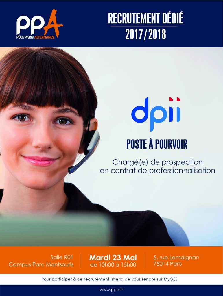 u00c9v u00e9nements recrutement -  u00c9cole commerce alternance